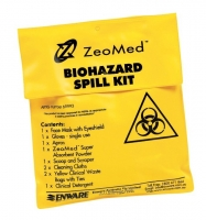 BIOHAZARD SPILL KIT (YELLOW BAG)