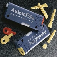 Autolet Platforms Yellow 2.4mm AT0300