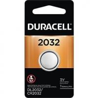 BATTERY DURACELL 3v Lithium CR2032