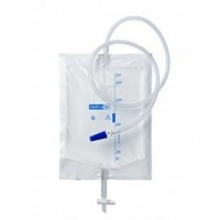 SIMPLA S3 NIGHT DRAINAGE BAG NON STERILE WITH TAP 2000ML 100CM, EACH