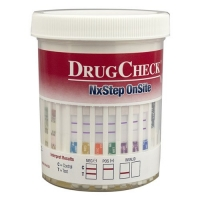 DRUGCHECK URINE DRUG SCREEN