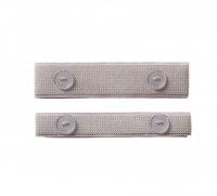 COLOPLAST SIMPLA LEG BAG STRAPS 50CM SOFT ELASTIC FABRIC, PAIR