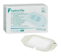 3M Tegaderm +Pad Film Non-Adh Pad 6x7cm