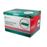 SORBACT ABSORPTION DRESSING 10CMx10CM, EACH