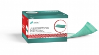 SORBACT ABSORPTION DRESSING 7CMx9CM, BOX 20