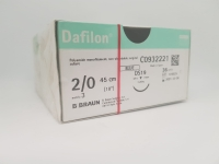 DAFILON 2/0 DS19 45cm Blue, Box36