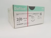 DAFILON 2/0 DS24 Blue 45cm, Box12