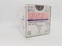 Suture Surgicryl Monofast 2-0 19mmx75cm Undyed, Pkt 12