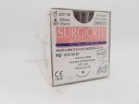 Suture Surgicryl Monofast 3/0 19mmx50cm Undyed, Pkt 12
