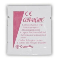 Convacare Adhesive Remover Wipes, Box 100