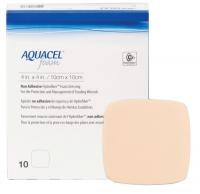 AQUACEL Foam Non Adh.10cmx10cm, Box 10