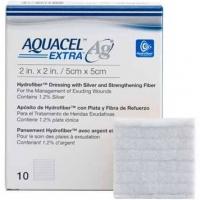 AQUACEL Ag Extra 5cm x 5cm, Each