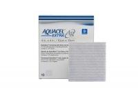 AQUACEL Ag Extra 10cm x 10cm, Each