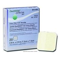 Duoderm CGF X Thin DRS 5cm x 10cm, Pkt 20