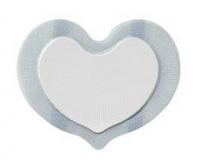 BIATAIN SILICONE SACRAL FOAM 15CMx19CM, BOX 5