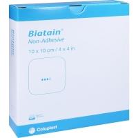 Biatain Non-Adhesive Foam 10cm x 10cm, Each