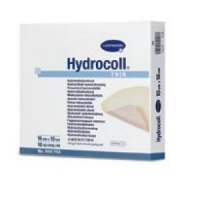 HYDROCOLL THIN DRESSING 10CMx10CM, BOX 10