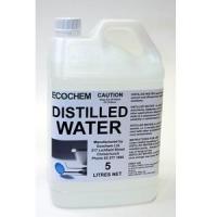 Distilled Water 5Lt