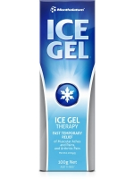 MENTHOLATUM ICE GEL 100G, EACH