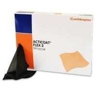 ACTICOAT FLEX 3 10CMx10CM, BOX 5