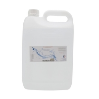 DEMINERALISED  DISTILLED WATER 5L, EACH