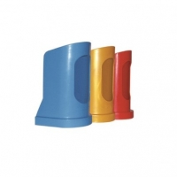 EZY-AS LARGE STOCKING APPLICATOR BLUE, EACH