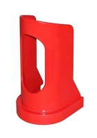 EZY-AS SMALL STOCKING APPLICATOR RED, EACH