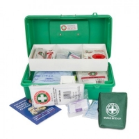 FIRST AID KIT ALL ROUND HOME KIT TACKLE BOX, EACH