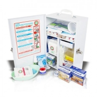 FIRST AID KIT KITCHEN WALL MOUNTABLE, EACH