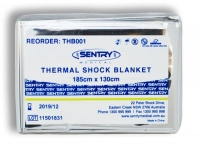 Thermal Shock Blanket 185cm x 130cm 12µm, Each