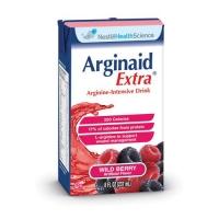 Res Arginaid Extra Wild Berry 237ml Tetra